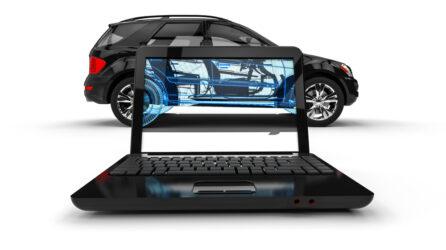 car sales software