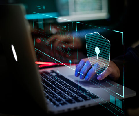 Cyber attacks - Backup is secured by technical expertise